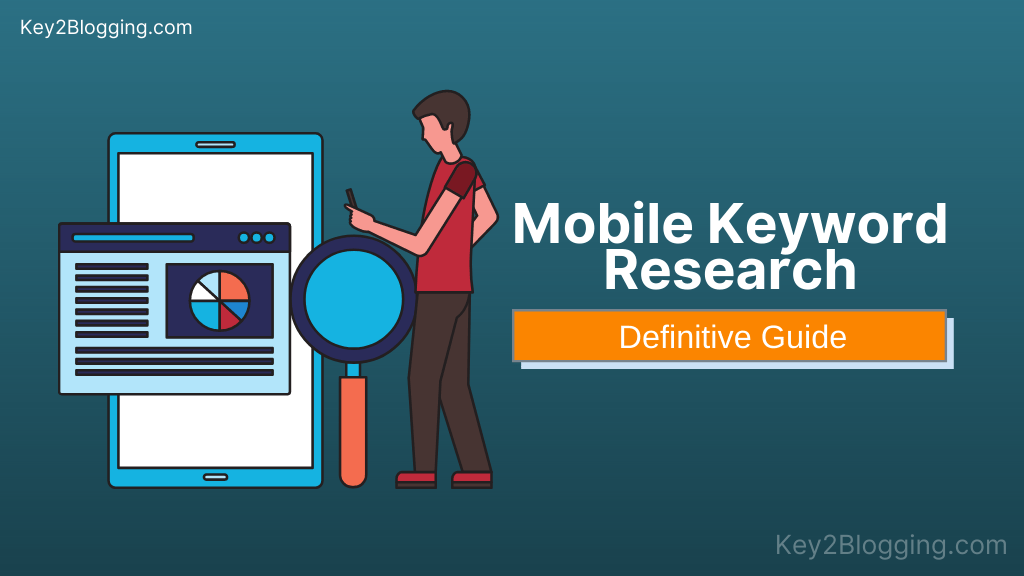 Mobile keyword research techniques