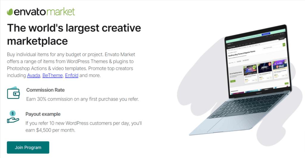Envato-market-Affiliates-Programs