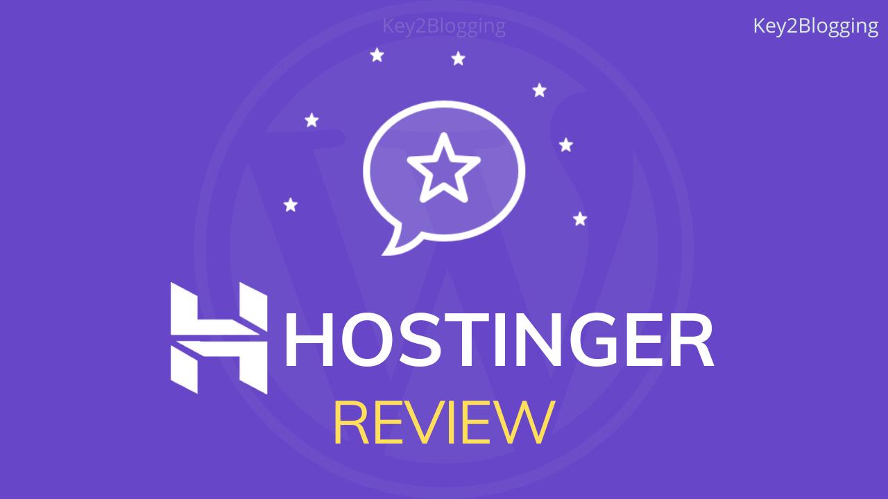 complete Hostinger Review