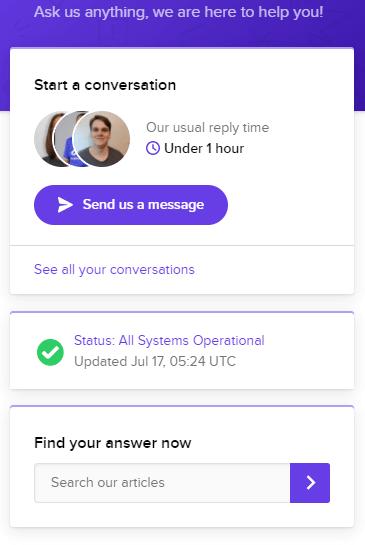 Hostinger-live-chat-support