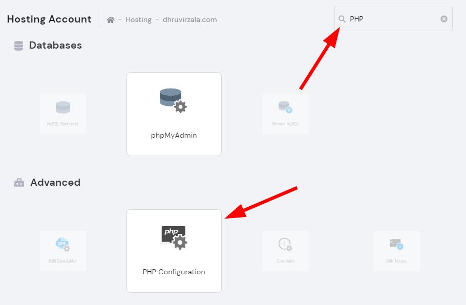 PHP-configuration-in-Hostinger-Hpanel